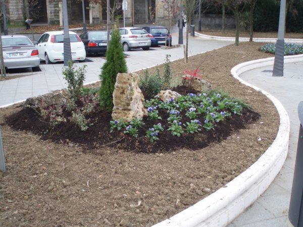 Proyecto de Urbanización de la calle Zubikurtze en Amorebieta