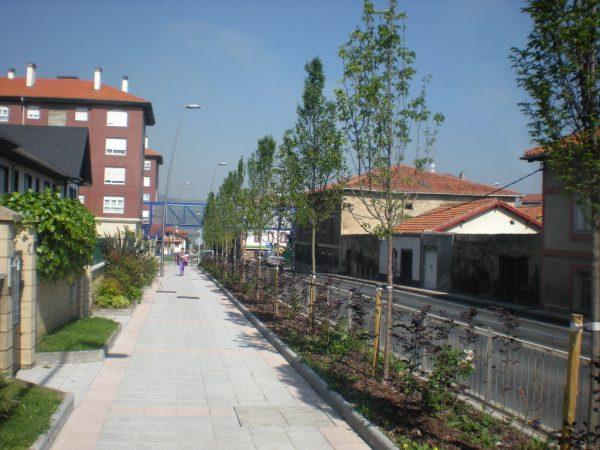 Reurbanización de Las Carreras