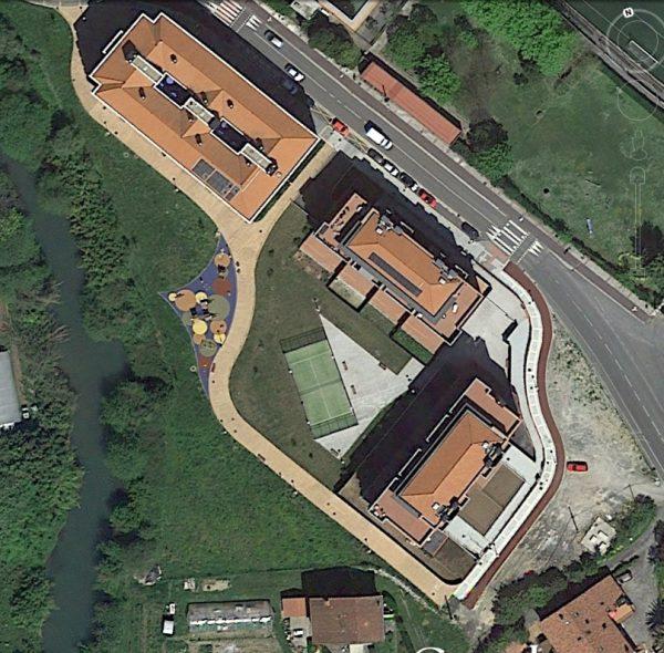 Urbanización Sector Residencial R-7 Gamiz-Bidea, Mungia