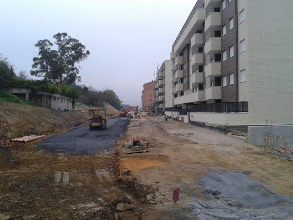 Fases 1,2,3 del proyecto de urbanización del Sector SR-1 San Miguel Oeste