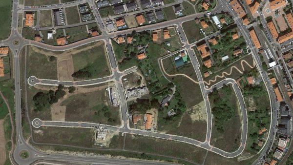 Urbanización del Sector Urbanizable Residencial Loiola