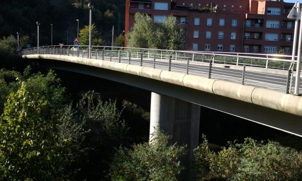 Puente sobre el río Ibaizabal, Sector Zubipunte