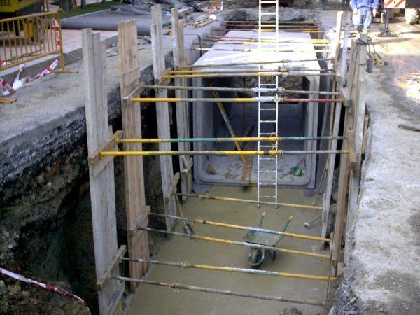 Proyecto de mejora del tramo urbano del Arroyo Tantorta