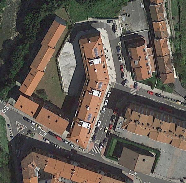 Proyecto de urbanización de la U.E.3.3. de las NNSS de Alonsotegi