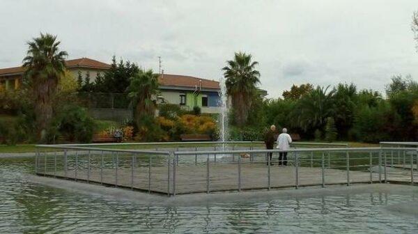 Actuación en el jardín Botánico de Barakaldo