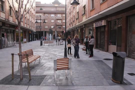 Reurbanización de la calle Zirilo Arzubiaga