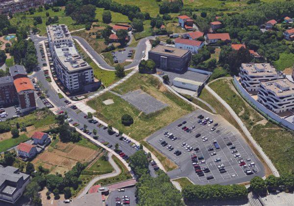 Proyecto de urbanización del área de suelo urbano residencial nº37 «Ondiz Vacante» de Leioa
