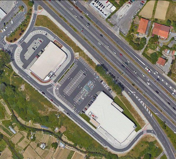 Urbanización del Sector S de Erandio