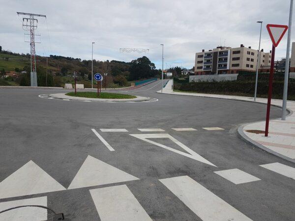 Urbanización del Sector Residencial Larrakoetxe, Leioa Fase II