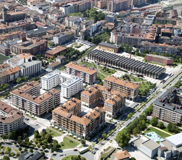 Urbanización Polígono Ibaizabal en Durango