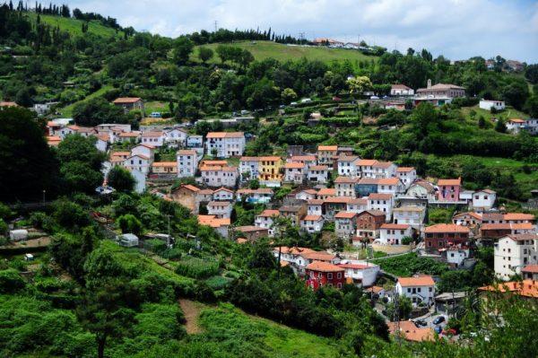 Renovación integral de las redes de saneamiento y pluviales en el barrio de Monte Caramelo en Bilbao