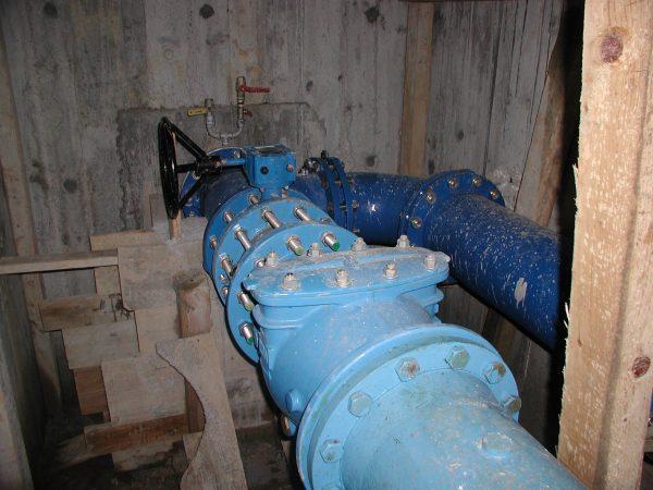 Construcción, obra civil, suministro y montaje de la tubería de abastecimiento de agua al ciclo combinado de BBE