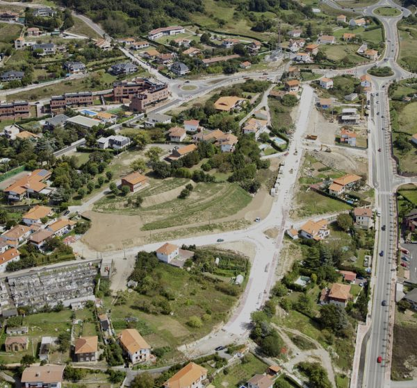 2ª Fase de Urbanización del Ámbito de Andramari en Gorliz