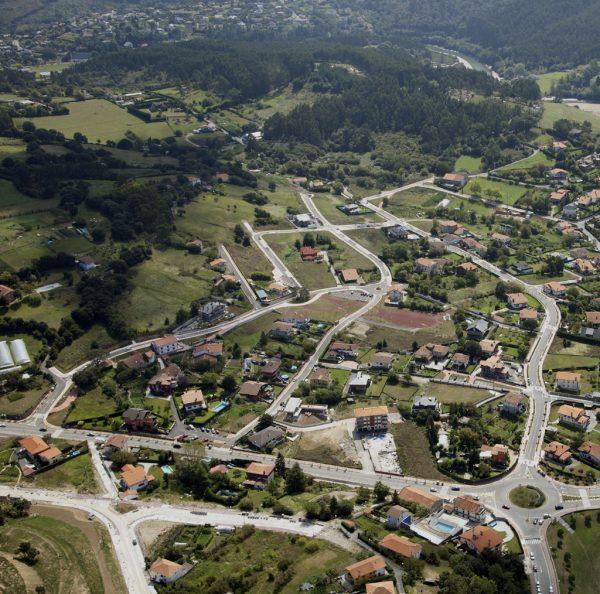 Proyecto de urbanización de la UE1, UE2, UE3 y de las Actuaciones Aisladas del P.E.R.I de Gandias, Gorliz