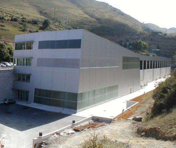 Construcción de una planta de tratamiento de lixibiados y su explotación, en el vertedero de Artigas