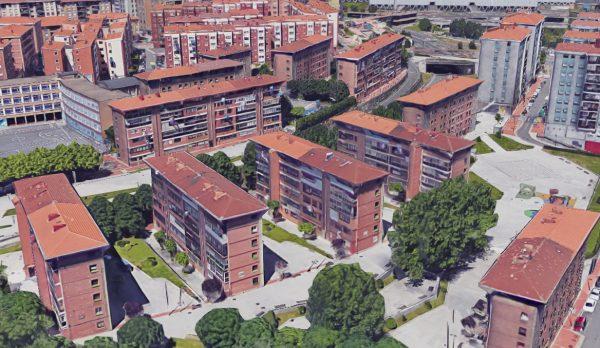 Urbanización barrio LLano (Fase II) en Barakaldo