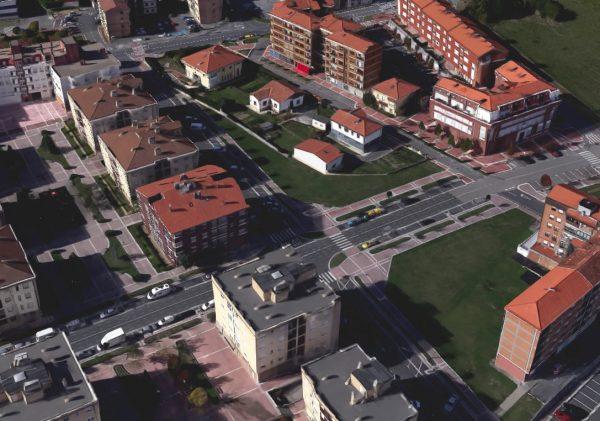 Proyecto de urbanización del Sector Aldekone. Derio