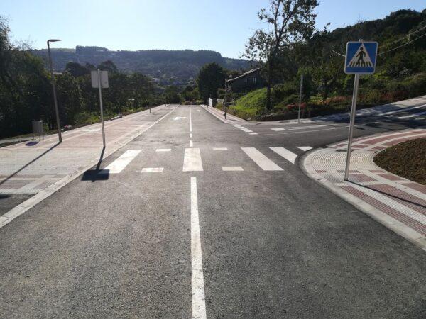 Urbanización de la U.E.I de Guzurmendi-Mastietas