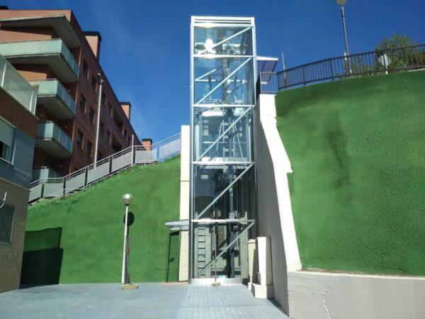 Plan integral de accesibilidad Grupo Mirador, Abasolo, Montaño y Ciudad Jardín