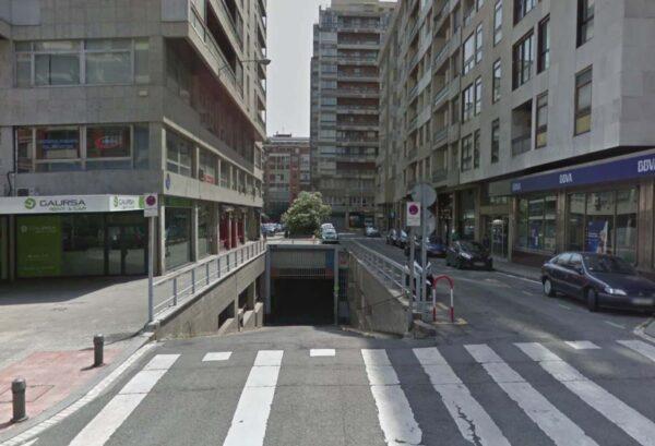 Proyecto de restauración estructural de la planta sótano Grupo Residencial Estraunza.Bilbao