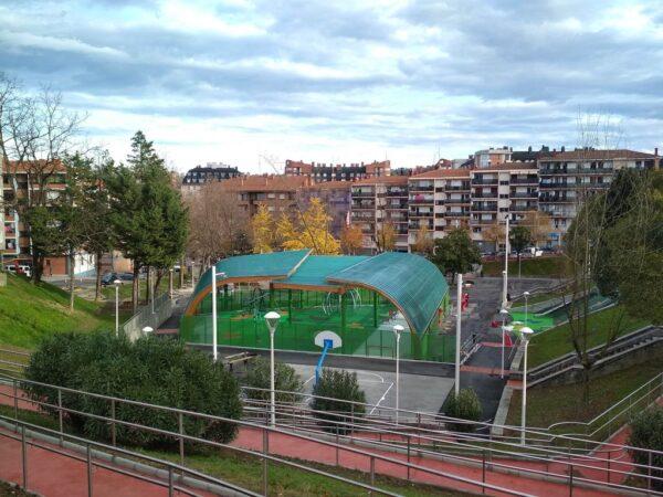 Plan de mejoras del parque de la Floresta – Bilbao