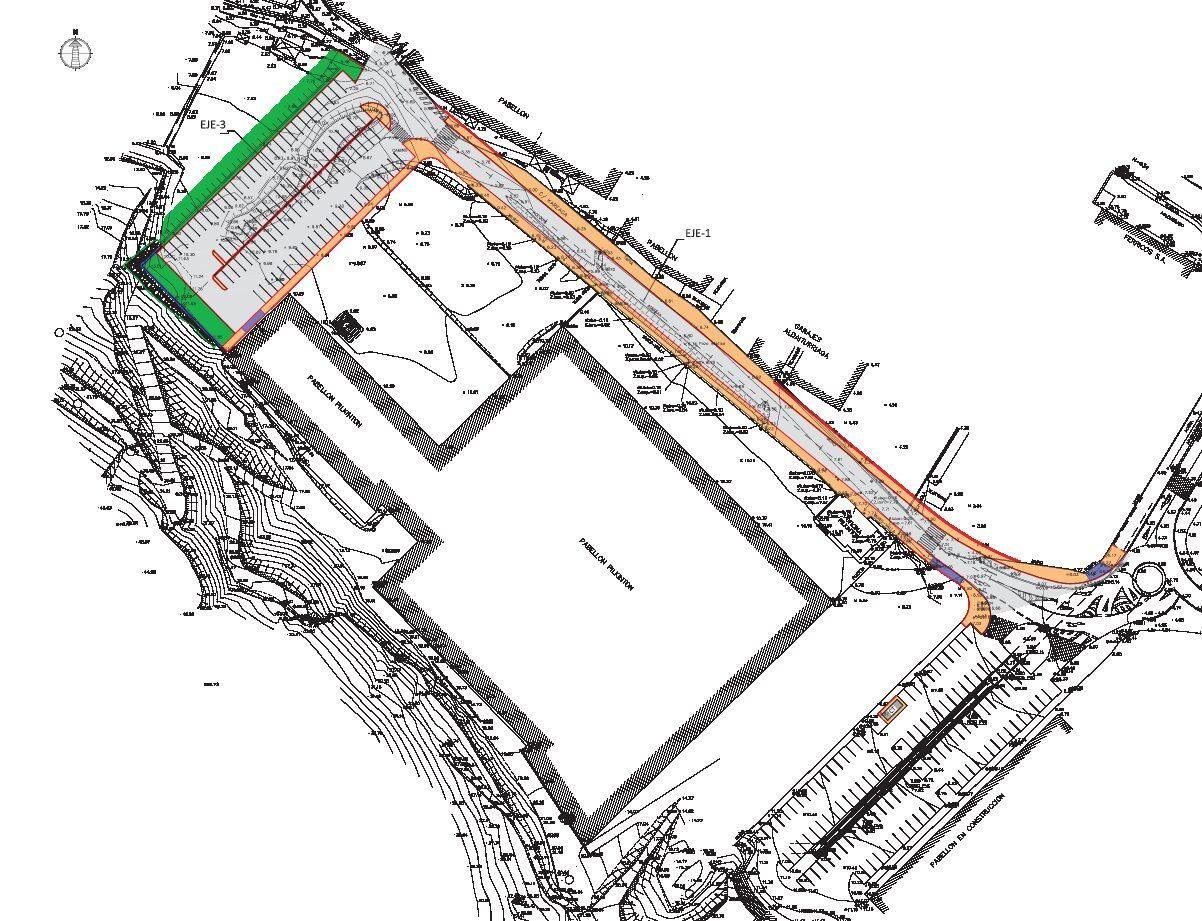 Urbanización del sector Kareaga Sur (3ª fase) – Barakaldo